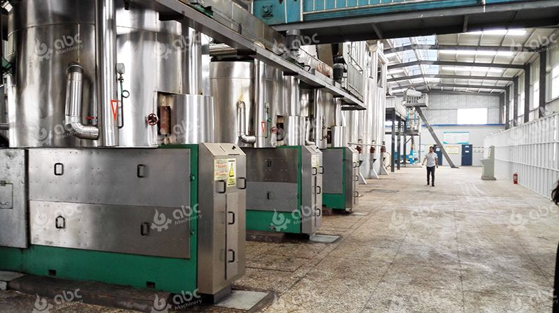 Low Cost Groundnut Oil Extraction Plant