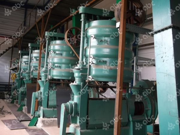 russia 150tpd sunflower seed oil plant