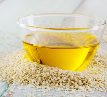 sesame seed oil processing