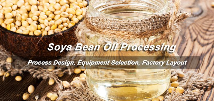 Start Soya Bean Oil Processing Business